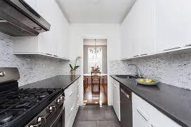 white galley kitchen ideas 23 small galley kitchens design ideas designing idea