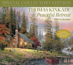 thomas kinkade halloween amazon com thomas kinkade special collector u0027s edition 2018 deluxe