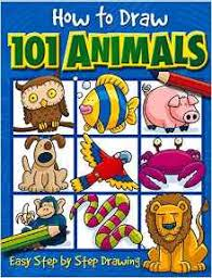 list of best drawing books for kids beginners and homeschoolers