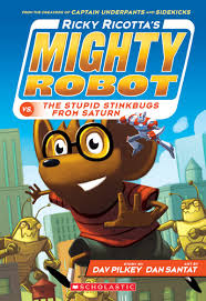 ricky ricotta ricky ricotta s mighty robot vs the stupid stinkbugs from saturn