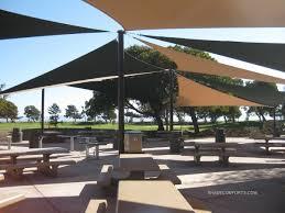 shade sails california public park 35