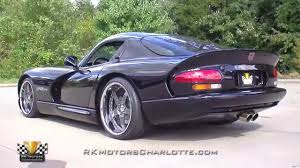 Dodge Viper Quality - 134921 1999 dodge viper gts youtube