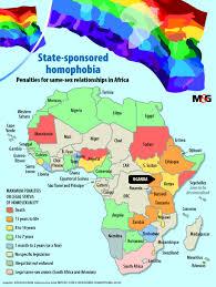 Uganda Africa Map by Lgbti People In Uganda Under Threat But Undeterred News