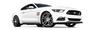 New Mustang Black Mustang Hurstshifters