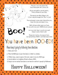 Scary Halloween Poems You U0027ve Been Boo Ed
