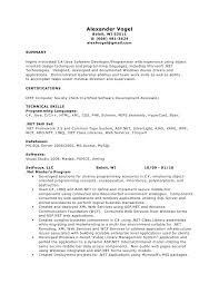 Junior Net Developer Resume Sample Ieee Resume Template Java Developer Resume Java Developer