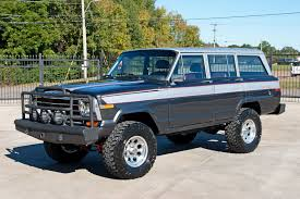 jeep grand wagoneer custom 1988 jeep grand wagoneer art speed classic car gallery in