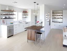 open kitchen shelving ideas kitchen design idea 19 exles of open shelving contemporist