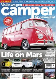 volkswagen bus 2014 vw camper u0026 commercial 80 volkswagen camper and commercial magazine