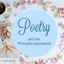 first thanksgiving in heaven poem poetry and the principle approach principled academy