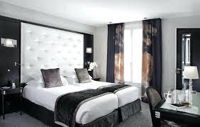 idee tapisserie chambre adulte deco tapisserie chambre adulte papier chambre adulte noir design