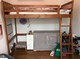 Ikea White Single Bed Loft Mezzanine Single Bed Frame Ikea Hemnes In Norbury London
