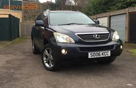 lexus on vogue tires servicano ltd lexus rx 400h full options