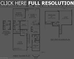 5 bedroom floor plans 2 story one story 5 bedroom house floor plans lovely 7 corgl