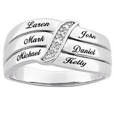 6 mothers ring 15 best mothers rings images on family ring