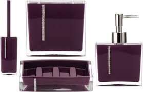 Modern Bathroom Accessories Uk by Bathroom Ideas Bathroom Accessories Sets With Purple Bathroom
