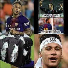 Neymar Memes - los mejores memes que deja el millonario traspaso de neymar al psg