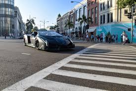 Lamborghini Veneno On Road - lamborghini veneno roadster madwhips