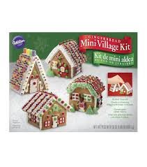 Gingerbread House Decoration Wilton Gingerbread House Kit Joann
