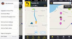 Google Maps Offline Iphone 10 Best Navigation Apps For The Iphone Gadget Review