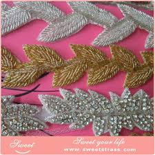 strass iron on appliques wholesale from factory buy