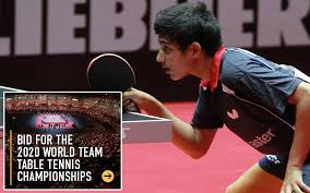 Table Tennis Championship Table Tennis North America Submits Letter Of Interest To Host 2020