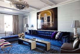 cobalt blue home decor amazing cobalt blue living room on color trend home decor interior
