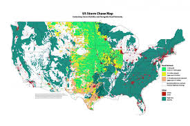 Verizon Coverage Map Michigan by Us Chase Map Project Stormtrack