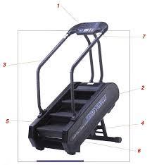 stair climber machine