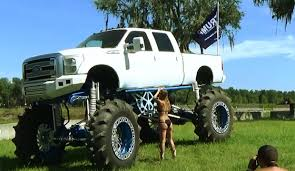 monster truck in mud videos this mud boggin bling machine monster truck costs 1million you