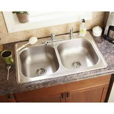 stainless steel sink in granite one of the best home design