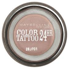 maybelline colour 24hr eyeshadow 65 pink gold at wilko com