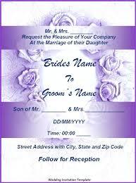 wedding invitation card design template luxury autumn wedding invitation templates free or loving couple