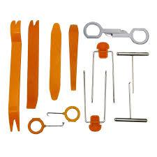 amazon com car radio stereo dash removal install tools set of