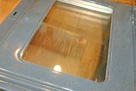 clean oven glass door when your oven is way beyond self cleaning