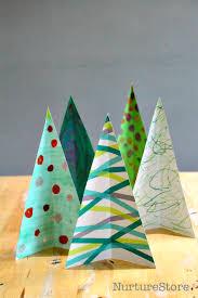 christmas sensory play christmas tree craft and matching game