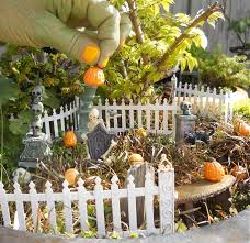 it s a miniature garden contest miniatures