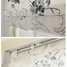 top finel 2016 custom size europe flower window roman roller