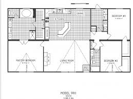 mobile homes floor plans 4 bedroom mobile homes beautiful new 4 bedroom mobile home floor