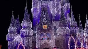 cinderella u0027s holiday wish castle holiday lighting magic kingdom