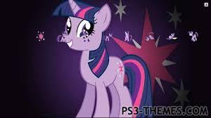 themes com ps3 themes twilight sparkle s theme hd