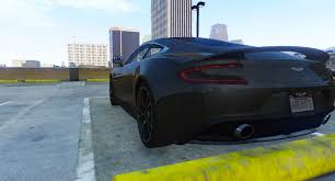 aston martin db9 custom aston martin vanquish carbon wrap gta5 mods com