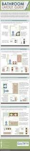 handicap bathroom floor plans an awesome bathroom layout guide infographics realestate