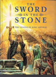 the sword in the stone the legend of king arthur peter oliver