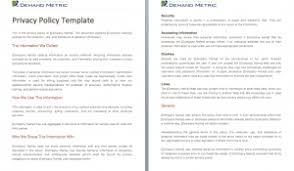 non disclosure agreement nda demand metric