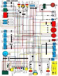 gs550 wiring diagram suzuki wiring diagrams instruction