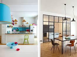 idee ouverture cuisine sur salon decoration cuisine avec ouverture sur le salon meilleur idées de