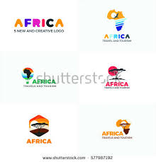 map logo africa logo stock images royalty free images vectors