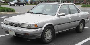 Camry Engine Specs Classic 1990 Toyota Camry You Can Collect For Thr Future