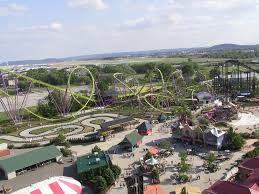 Kentucky Kingdom Six Flags Six Flags Kentucky Kingdom Chang T2 Thunder Run U0026 More
